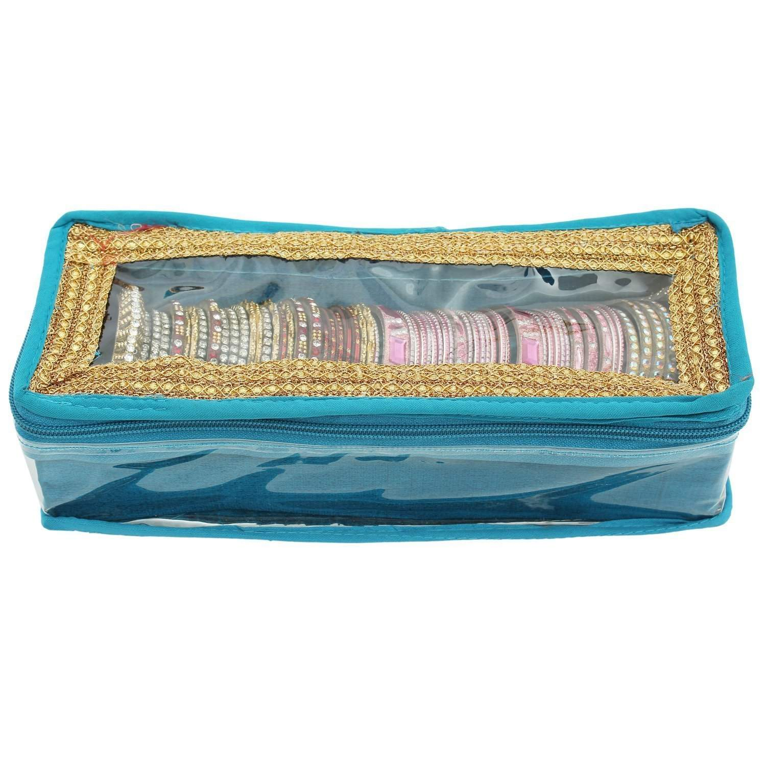 Turquoise Bangle Box (Single Roll) - Bagaholics Gift