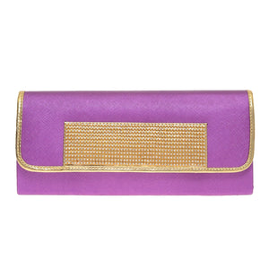 Party Wear Clutch Ladies Purse - Bagaholics Gift