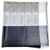 Kashmiri Shawl Jacquard Designs Warm and Soft (76 x 39 inches) - Bagaholics Gift