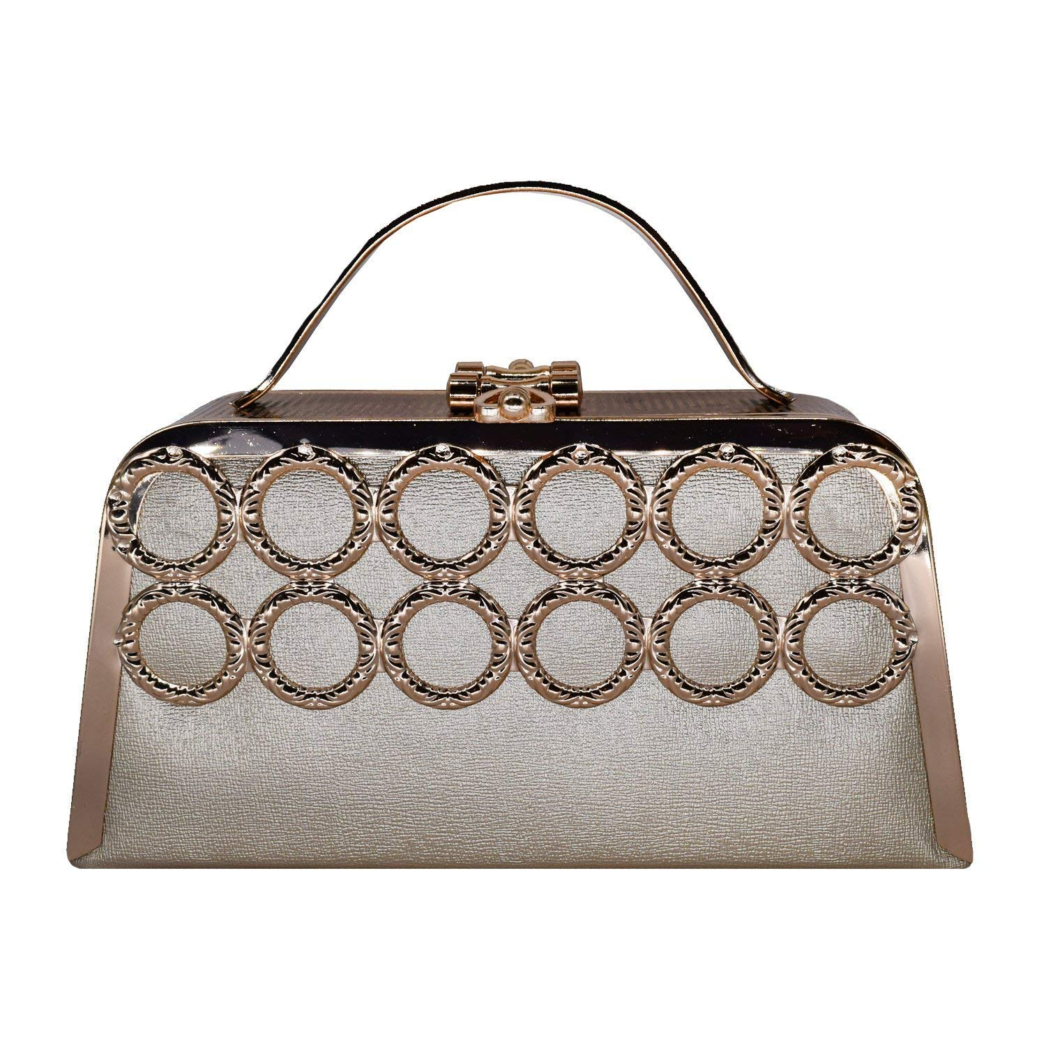 Party wear Box Clutch - Bagaholics Gift