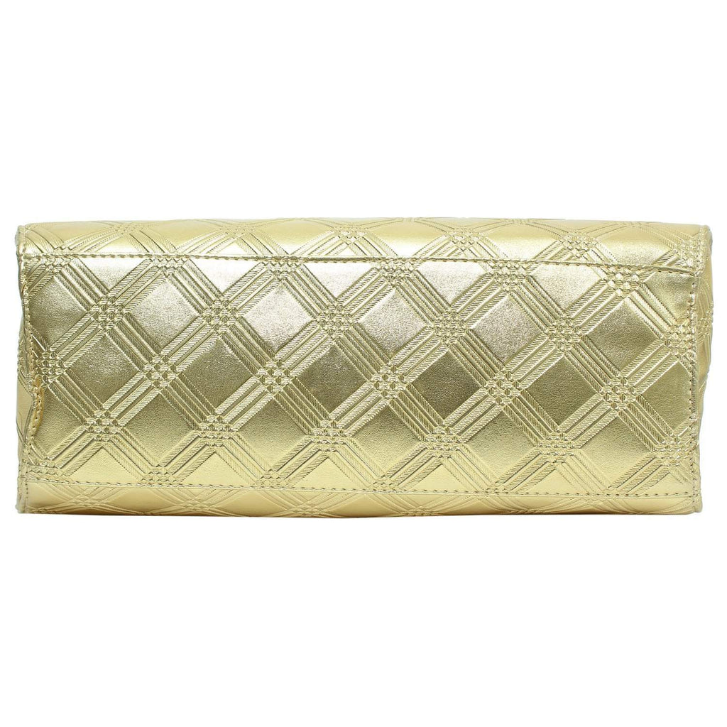 Handbag party Clutch (Gold) - Bagaholics Gift