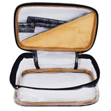 Multipurpose Transparent Makeup pouch - Bagaholics Gift