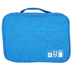 Electronics Accessories Travel Organizer Bags - Bagaholics Gift