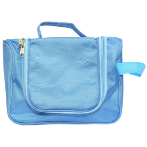 Multipurpose Cosmetic Bag Makeup Pouch (Blue) - Bagaholics Gift