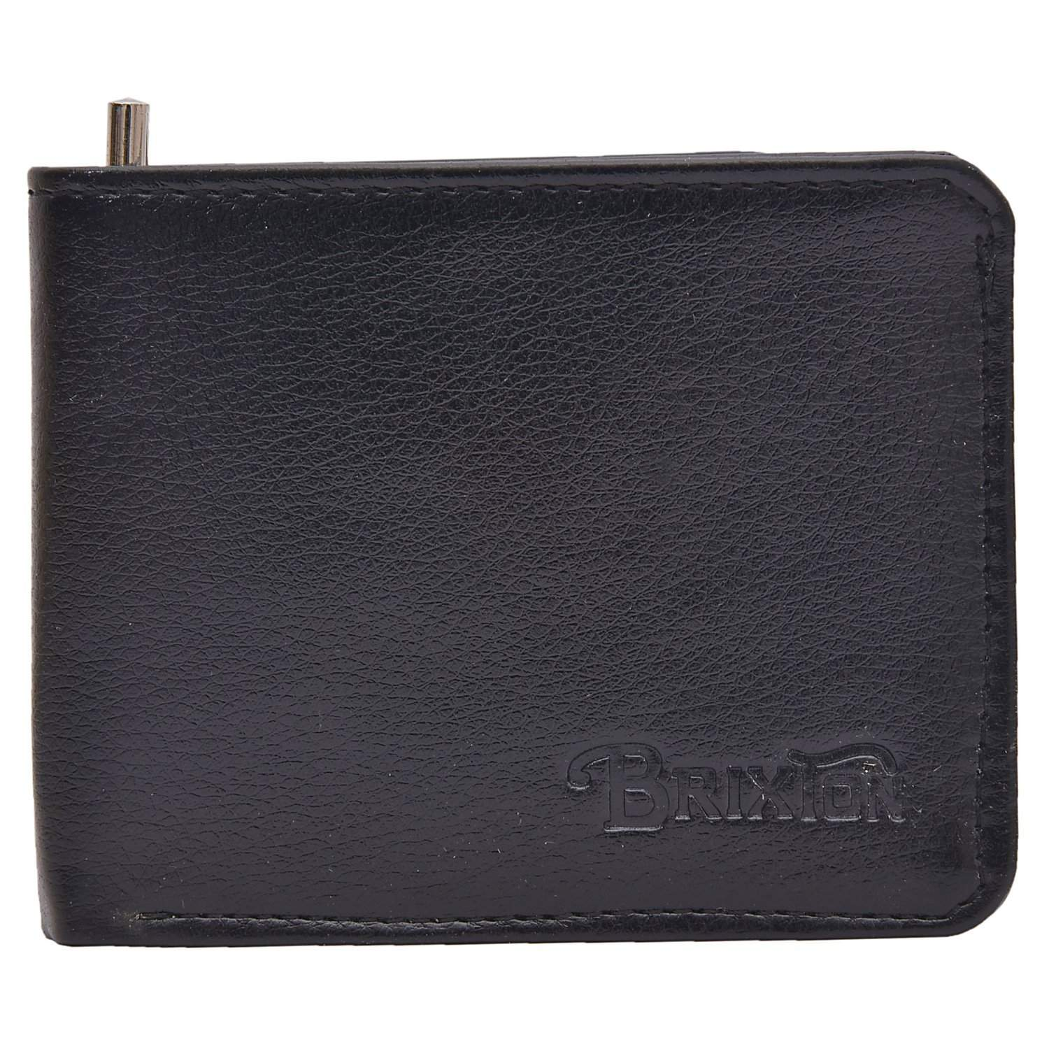 Men's Stylish PU Leather Wallet (Black) - Bagaholics Gift