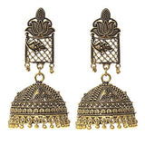 Fancy Party Wear Jhumka Jhumki Earrings - Bagaholics Gift