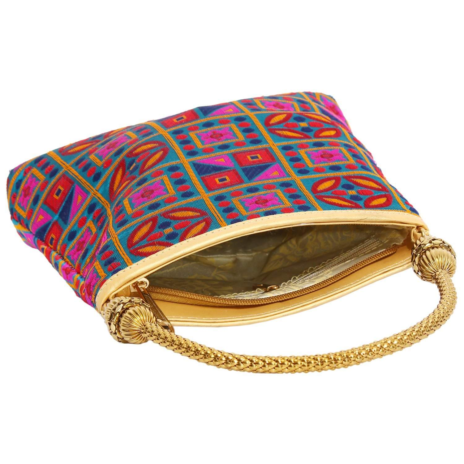 Party Clutch (Multicolor) - Bagaholics Gift