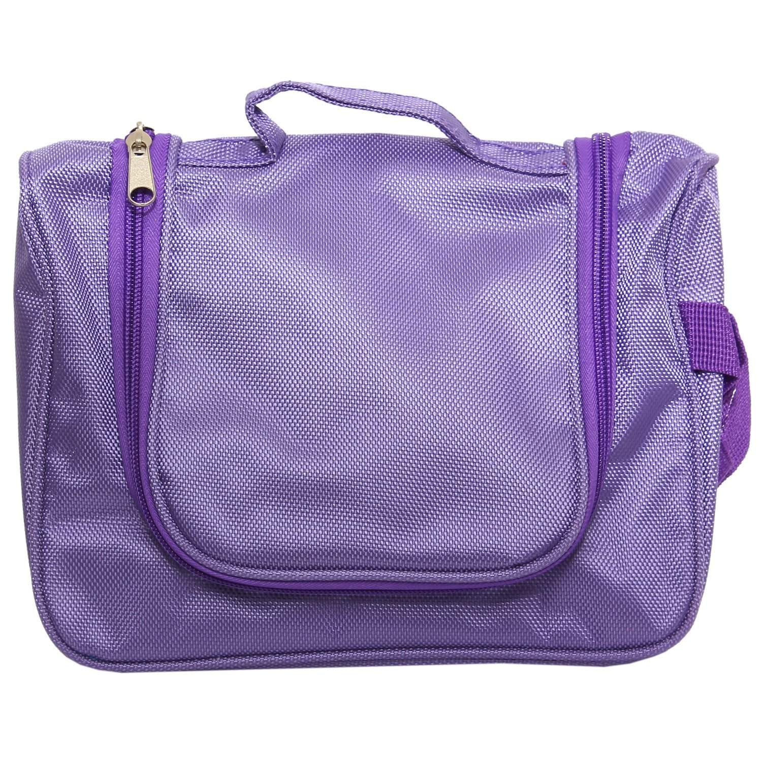 Makeup Pouch (Purple) - Bagaholics Gift