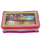 Purple Bangle Box (2 Rods) - Bagaholics Gift
