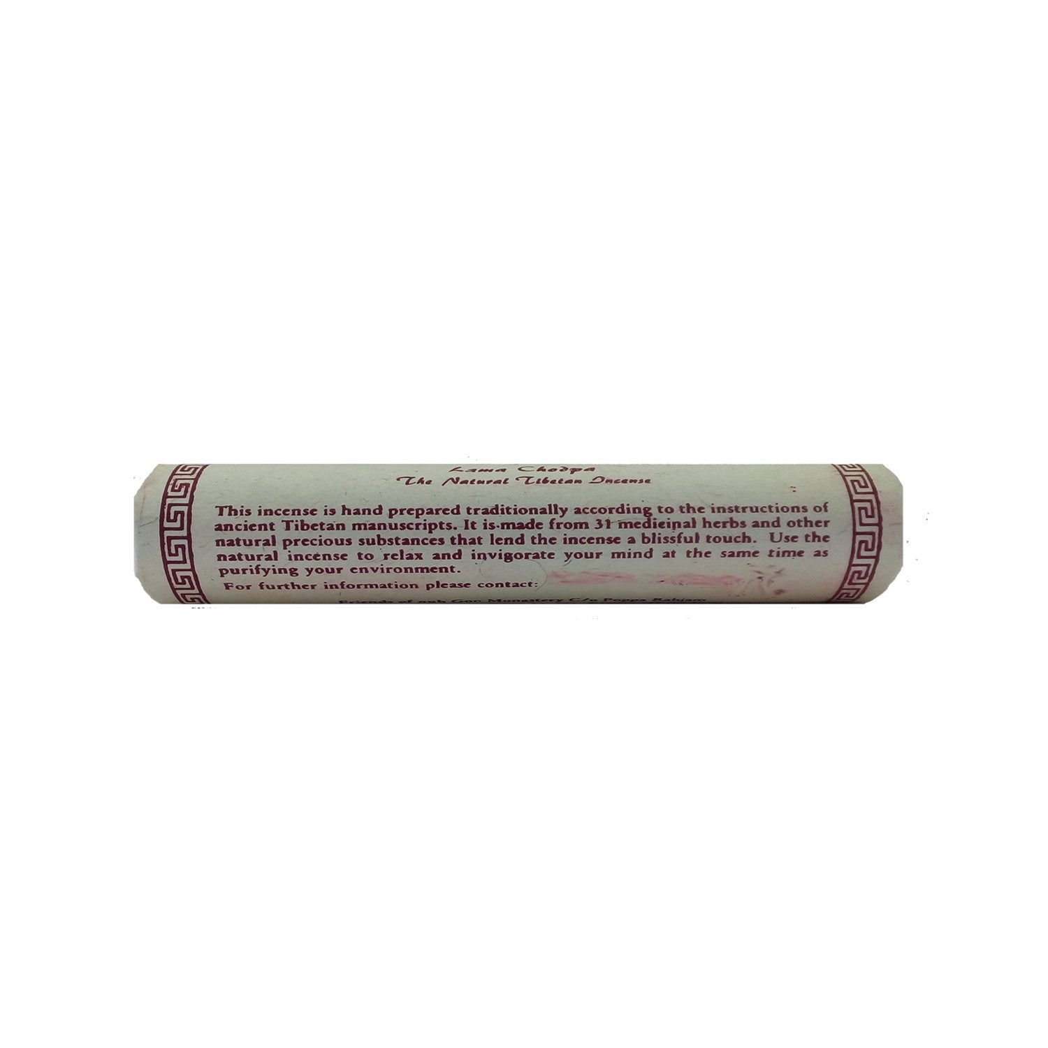 Tibetan Monastery Mini Incense Sticks For Meditation - Bagaholics Gift
