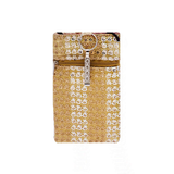 Waist Clip Mobile Pouch (Gold) - Bagaholics Gift