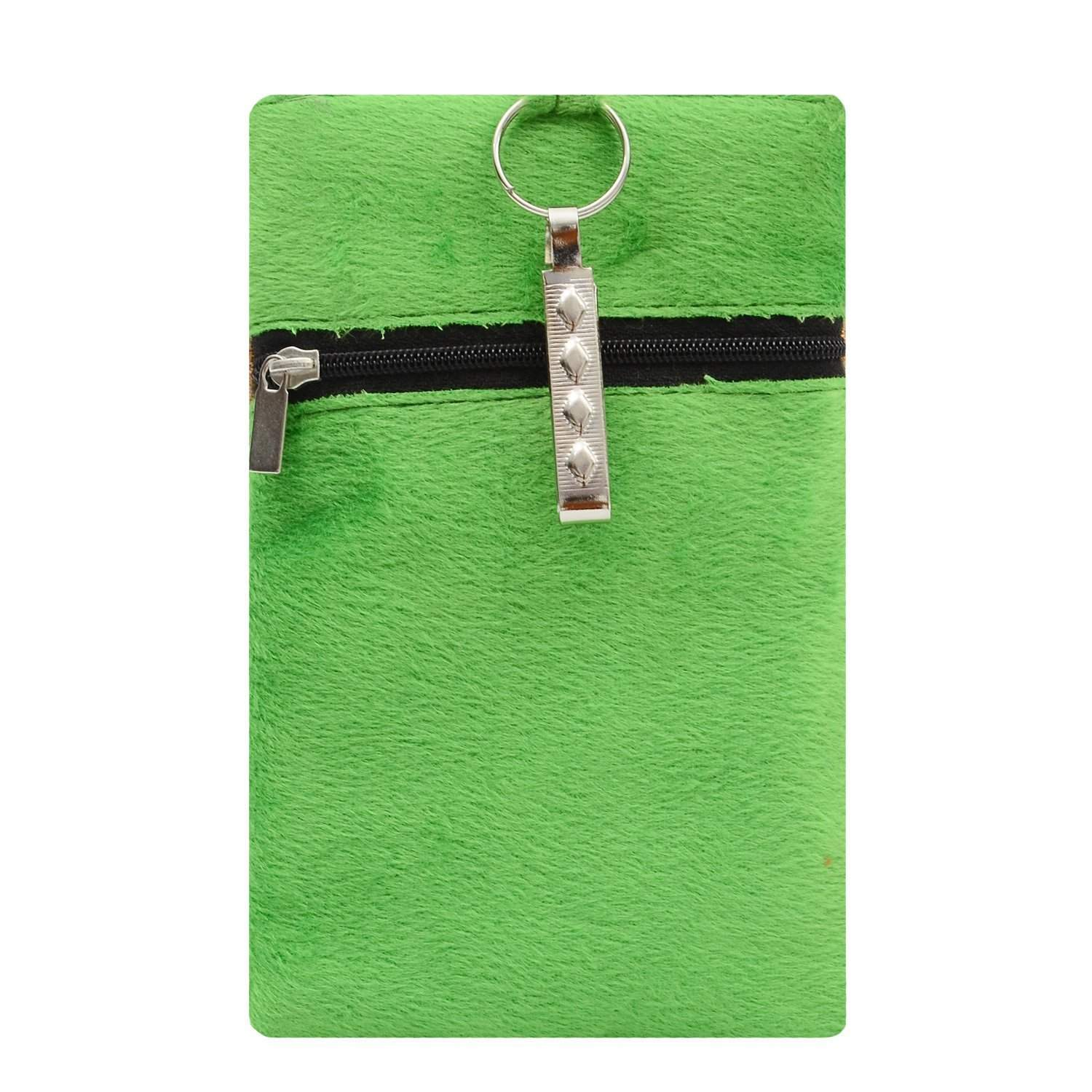 Waist Clip Mobile Pouch (Green) - Bagaholics Gift