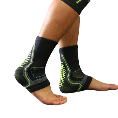 2 Piece Compression Ankle Sleeve