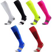 Performance Compression Crew Socks (20-30 mmHg)