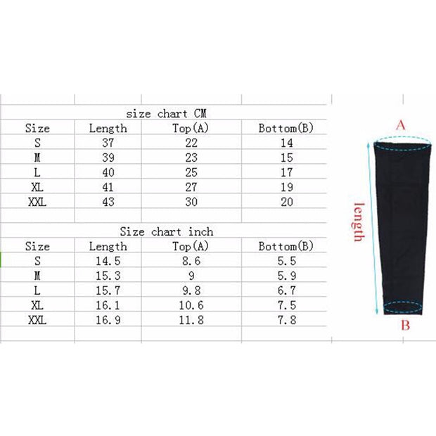 Compression Running Sleeve with UV Protection