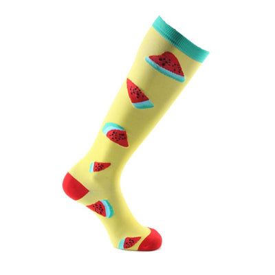 Patterned Compression Socks