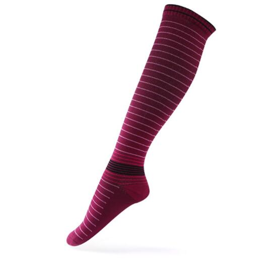 Everyday Striped Compression Socks