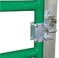 Gate Latch, One-Way Lockable