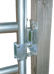 Gate Latch, 2-Way Lockable