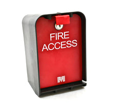 911 P - padlock, Fire Access Box