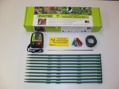 Pet & Garden Electric Fence Kit