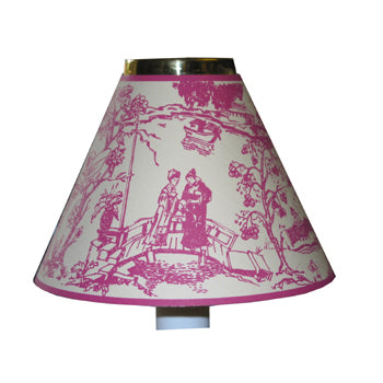 Pink Chinoiserie Design