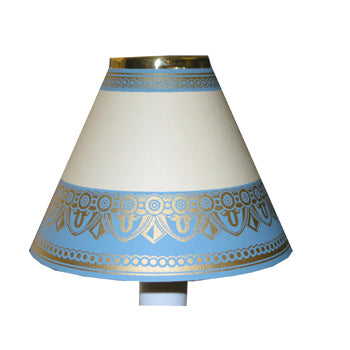 Persian Design Light Blue