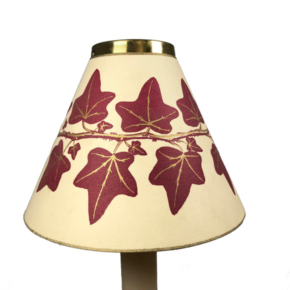 Burgundy Ivy Design