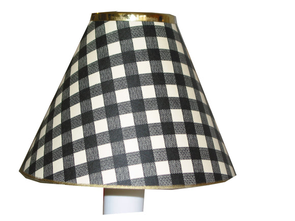 Black Gingham  Design