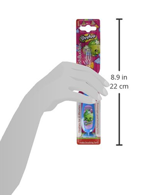 Brush Buddies Shopkins Flash Toothbrush