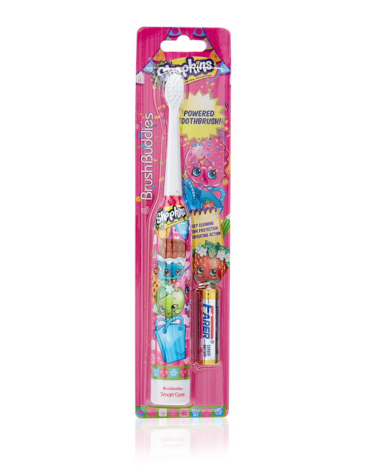 Brush Buddies Shopkins Powered Toothbrush