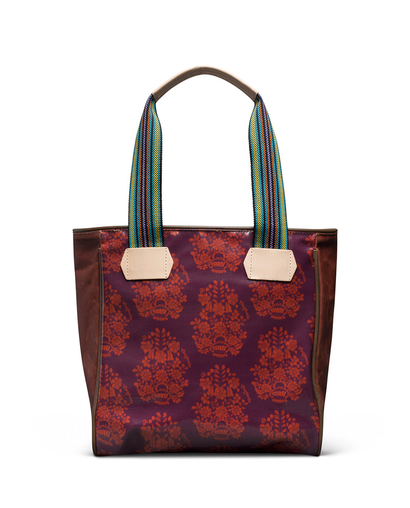 Vivi Classic Tote in  ConsuelaCloth™ by Consuela, front view