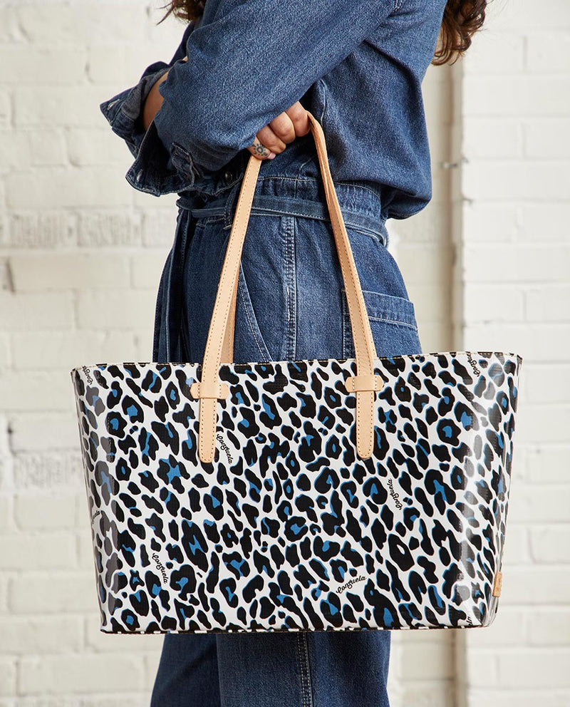 Lola East/West Tote