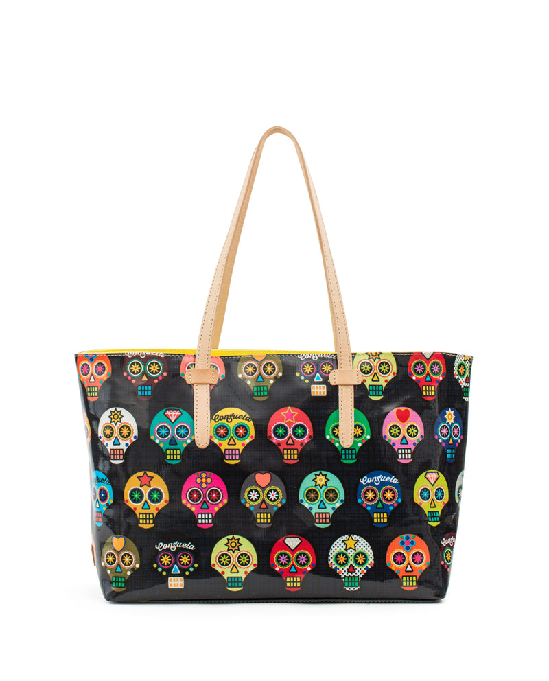 Lulu ConsuelaCloth East/West Tote by Consuela front view