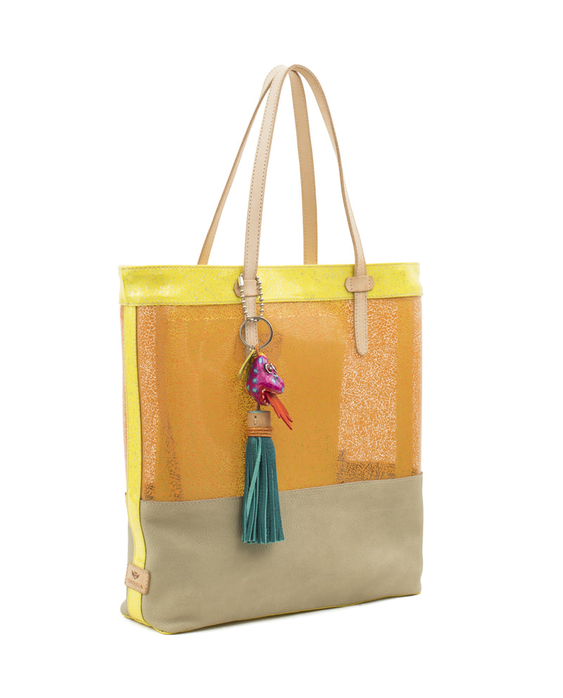 Paloma Irresistible Tote by Consuela, side view