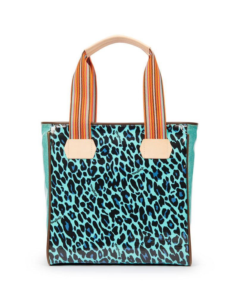 Gem Classic Tote by Consuela in Gem ConsuelaCloth™, front