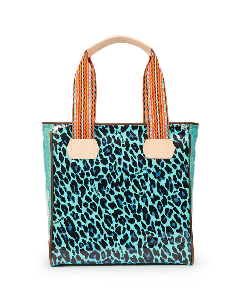 Gem Classic Tote by Consuela in Gem ConsuelaCloth™, back view