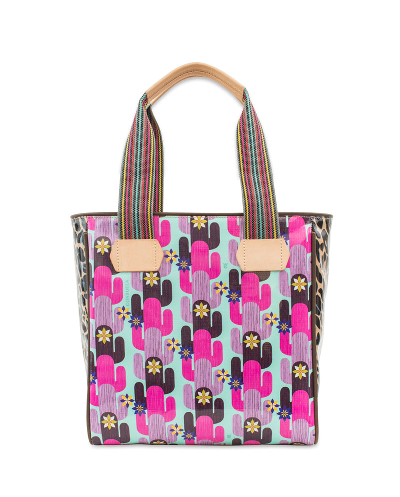 Buffy Classic Tote in ConsuelaCloth™ by Consuela, front view