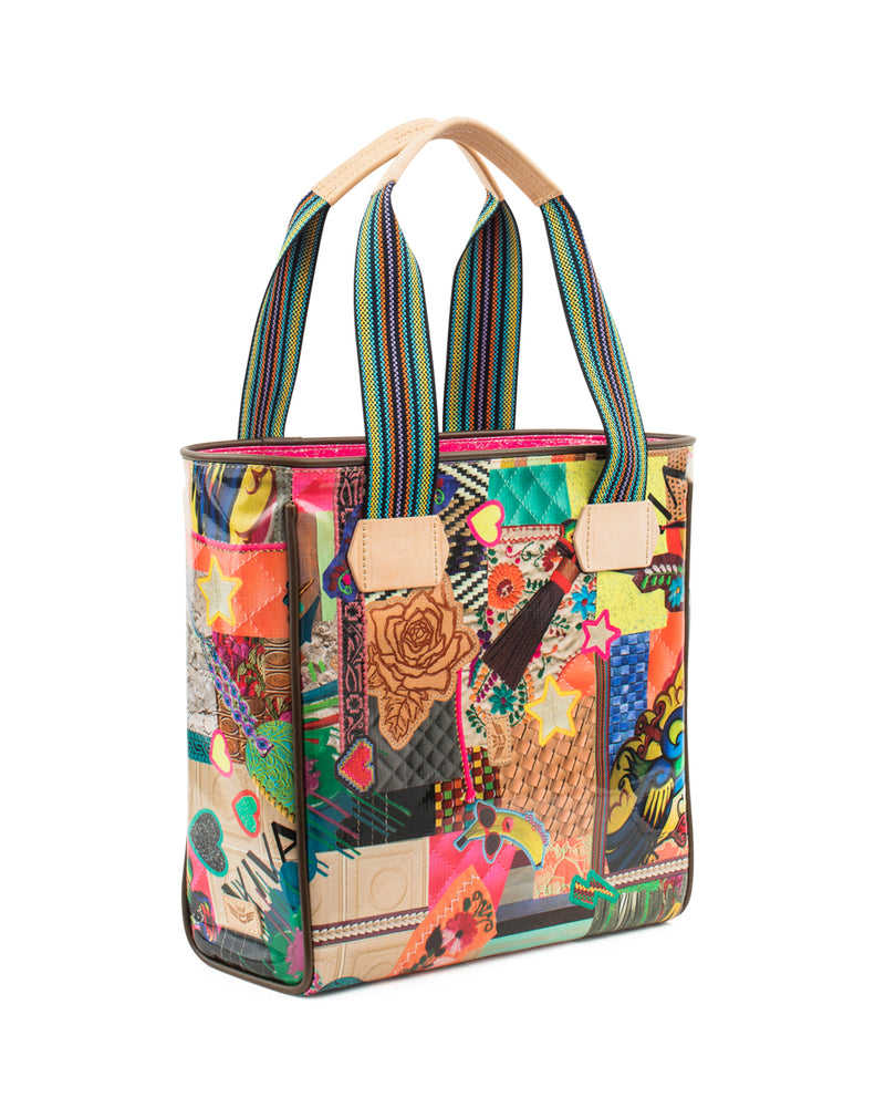 Patches Classic Tote