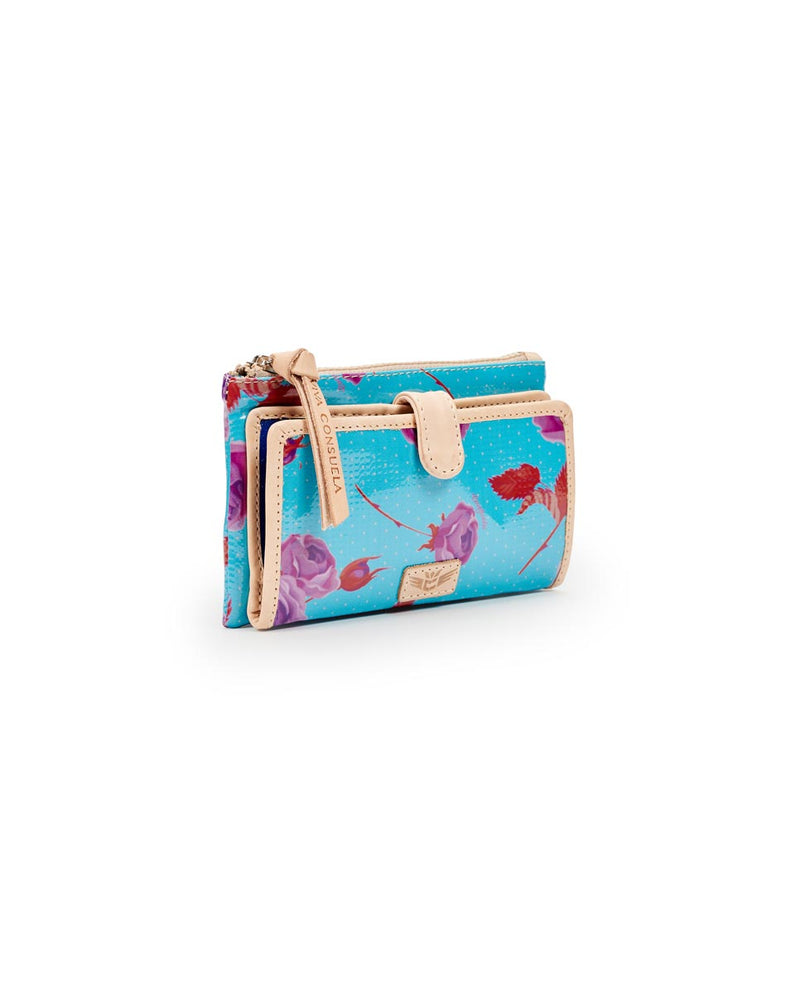 Consuela Mimi Slim Wallet Side view