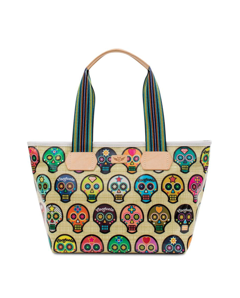 Sugar Skulls Shopper Tote