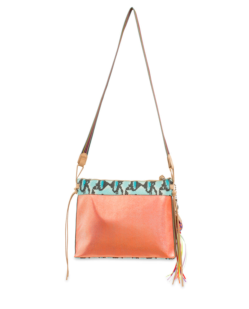 Carmen Downtown Crossbody by Consuela, back view