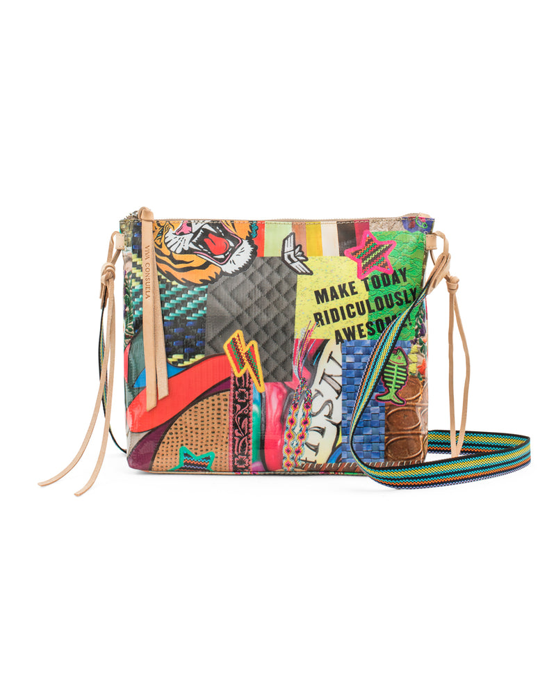 Patches Downtown Crossbody