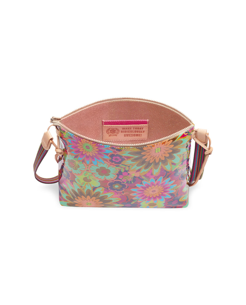 Consuela Trista Downtown Crossbody Inside View