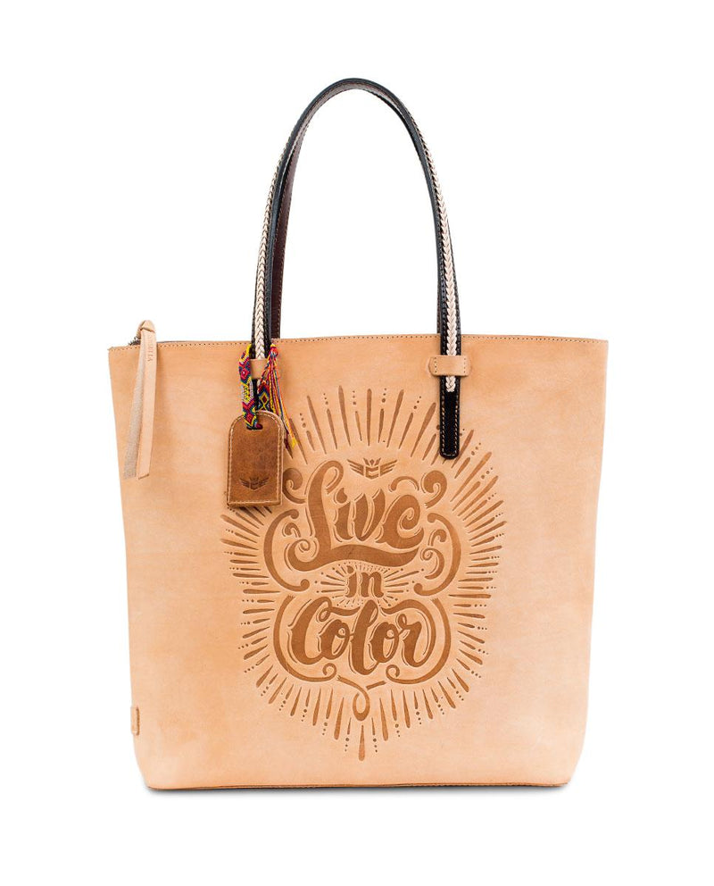 Live In Color Market Tote