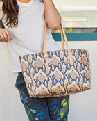 Margot Breezy East/West Tote