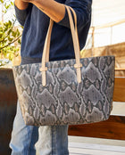 Flynn Breezy East/West Tote