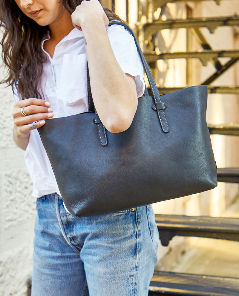 Evie Breezy East/West Tote