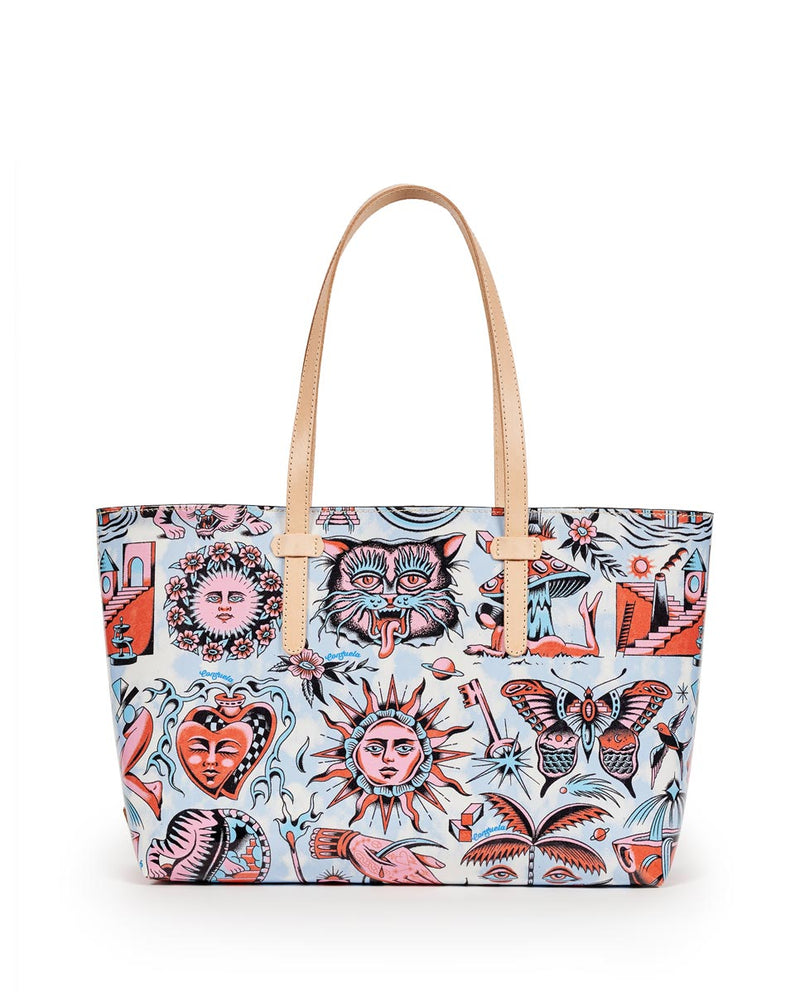 Consuela Vico Breezy East/West Tote