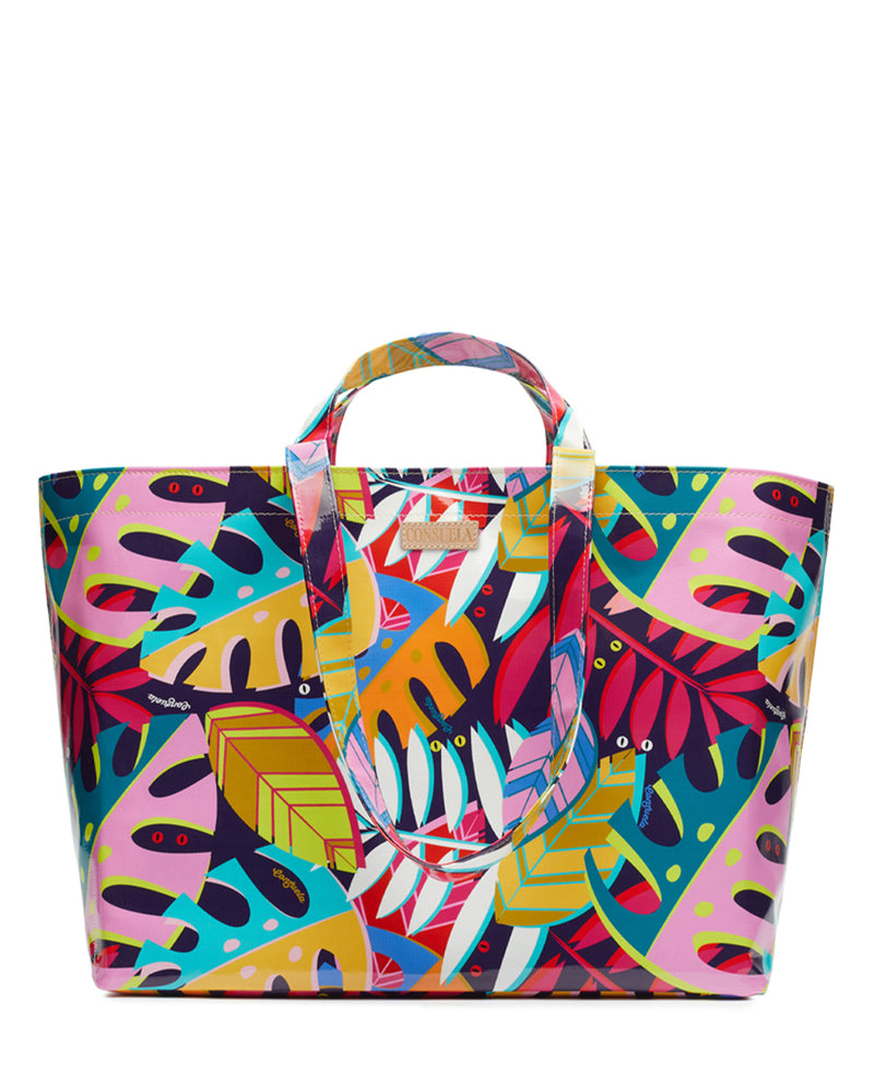 Maya Jumbo Bag in Maya ConsuelaCloth™ by Consuela, front view